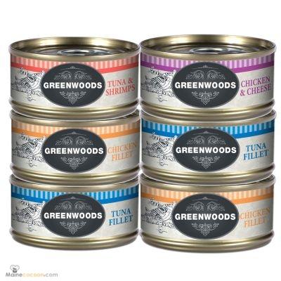 Nourriture humide Greenwood
